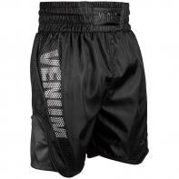 Pantalones de boxeo Venum Elite negro mate
