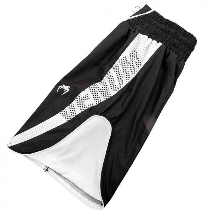 Pantalones De Boxeo Venum Elite negro/blanco