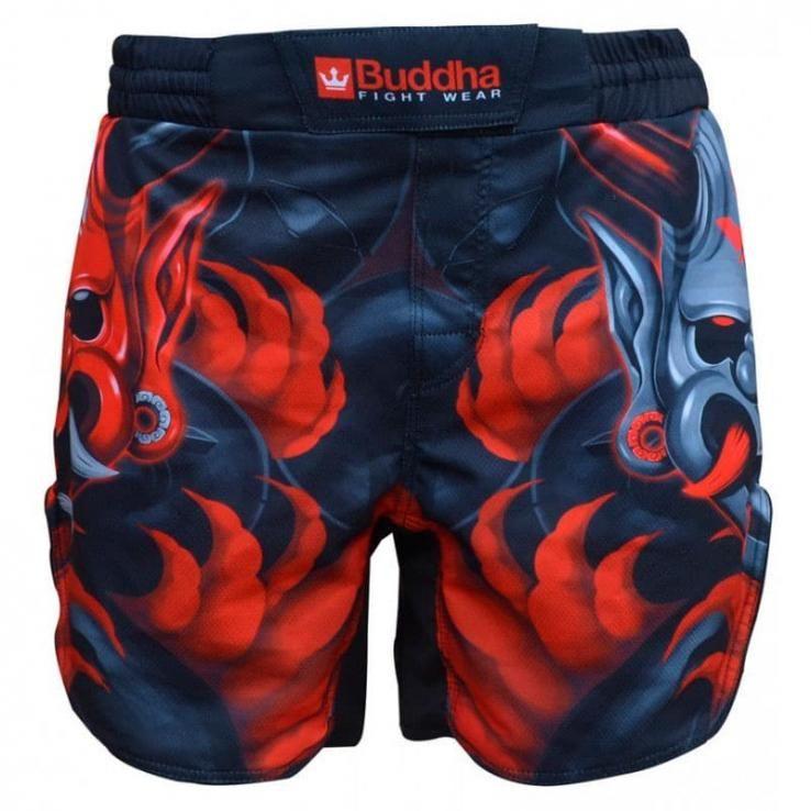 Pantalones MMA Buddha Demon