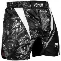 Pantalones MMA Venum Art Negro/Blanco