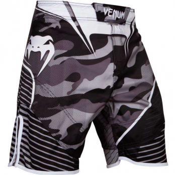 Pantalones MMA Venum Camo Hero Blanco/Negro