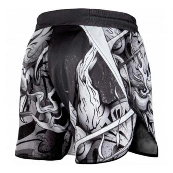 Pantalones MMA Venum Devil  Blanco/Negro
