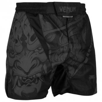 Pantalones MMA Venum Devil negro matte
