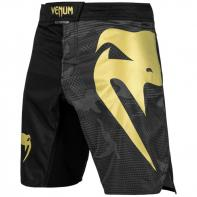 Pantalones MMA Venum Light 3.0 negro / oro