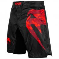 Pantalones MMA Venum Light 3.0 negro / rojo