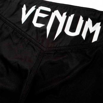 Pantalones MMA Venum Light 3.0 Negro/Blanco
