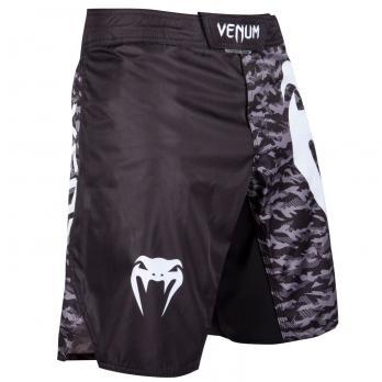 Pantalones MMA Venum Light 3.0 Negro / Urban Camo