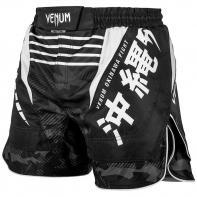 Pantalones MMA Venum Okinawa 2.0 Negro/Blanco