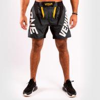 Pantalones MMA Venum ONE FC Impact gris / amarillo
