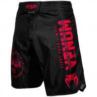 Pantalones MMA Venum Signature Negro/Rojo