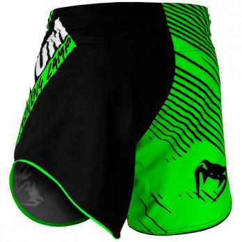 Pantalones MMA Venum Training Camp 2.0 Negro/Neo Yellow