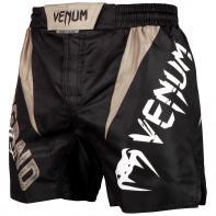 Pantalones MMA Venum Underground King negro / arena