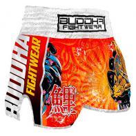Pantalones Muay Thai Buddha Retro Koi