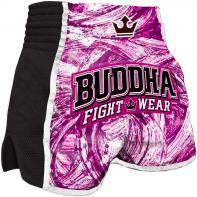 Pantalones Muay Thai Buddha Retro Princess