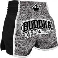 Pantalones Muay Thai Buddha Retro Tattoo