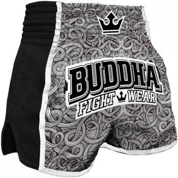 Pantalones Muay Thai Buddha Retro Tattoo
