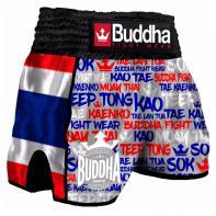 Pantalones Muay Thai Buddha Retro Thailand