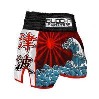 Pantalones Muay Thai Buddha Retro Tsunami Niños