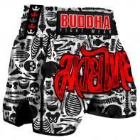 Pantalones Muay Thai Buddha Skeletor Niños