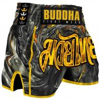 Pantalones Muay Thai Buddha Turbulence