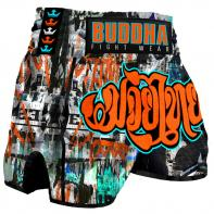 Pantalones Muay Thai Buddha Urban