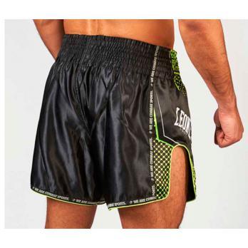 Pantalones Muay Thai Leone Blitz