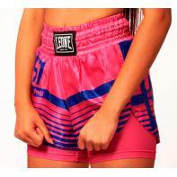 Pantalones Muay Thai Leone L47 W Ladies Rosa