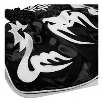 Pantalones Muay Thai Venum  Bangkok Inferno negro /  blanco