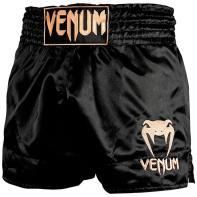Pantalones Muay Thai Venum Classic  negro / oro