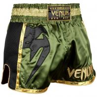 Pantalones Muay Thai Venum Giant khaki