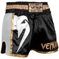 Pantalones Muay Thai Venum Giant negro