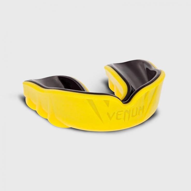 Protector bucal Venum Challenger amarillo / negro