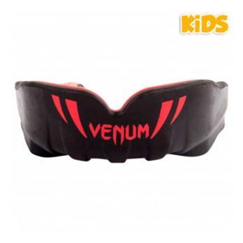 Protector Bucal Venum Challenger Negro/Rojo Niños