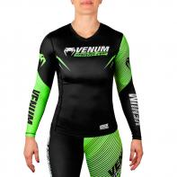 Rashguard Venum Mujer Training Camp 2.0 manga larga