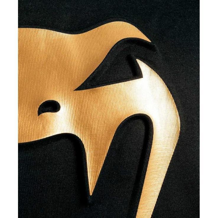 Sudadera Venum Classic negro / dorado