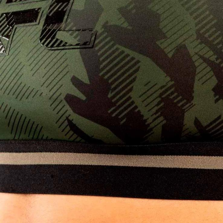 Sujetador Deportivo Venum UFC Authentic Fight Week khaki