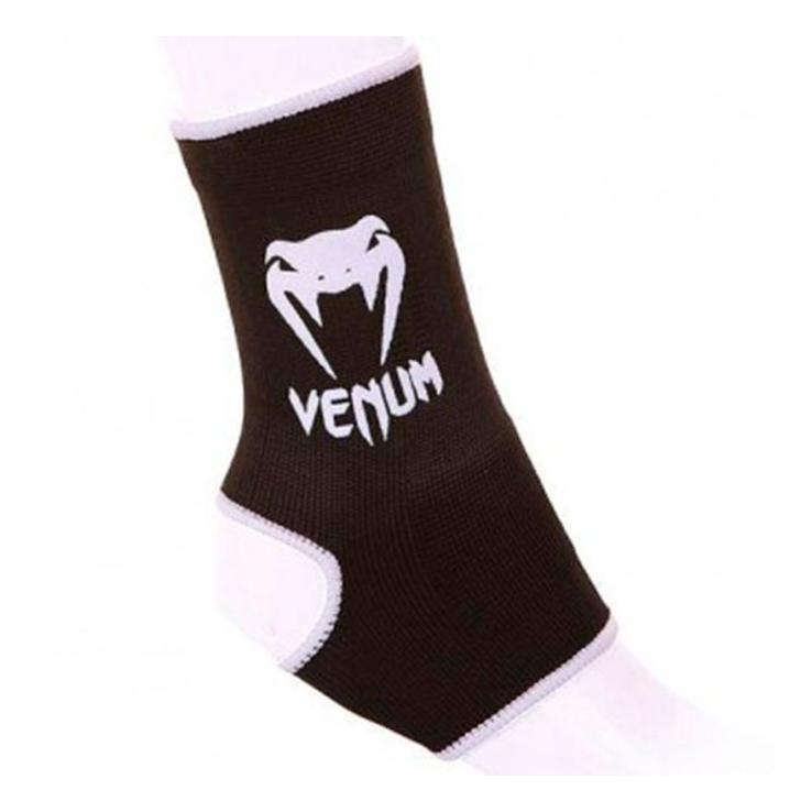 Tobilleras Venum Muay Thai/Kickboxing (Par) Kontact negras