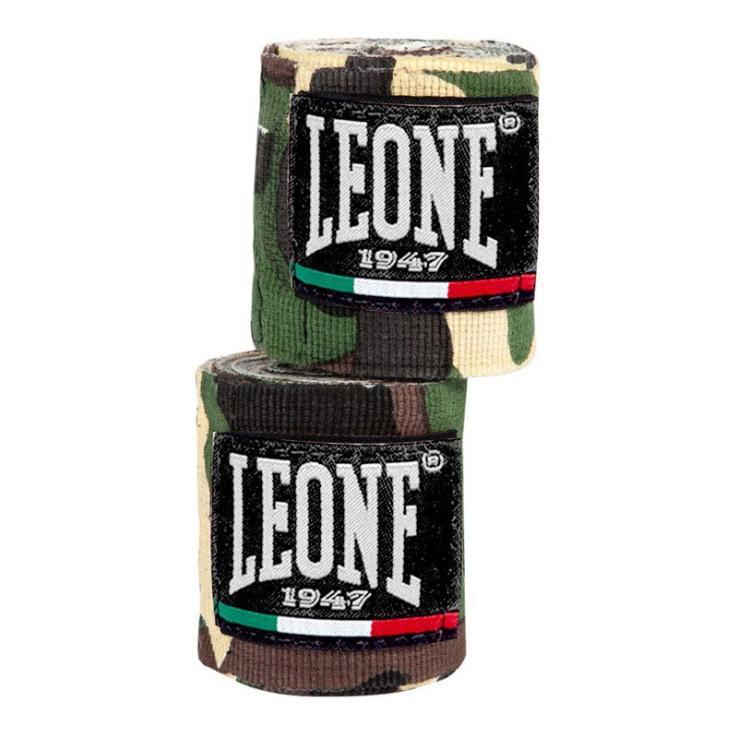 Vendas de boxeo Leone 4,5 Camuflaje (Par)
