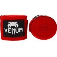 Vendas de boxeo Venum rojo (Par)
