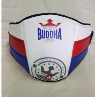 Ventral Completo Entrenador Buddha Thailand blanco / rojo / azul